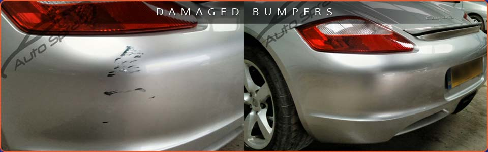 Auto Spray Car Body Repairs - Darwen, Lancashire